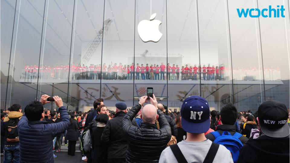 Apple Reportedly Opens Its Biggest Asian Store in Hangzhou, China