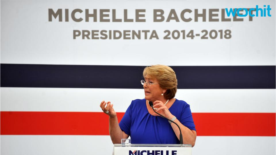 Chile's Bachelet Prepares Next Phase of Education Reform