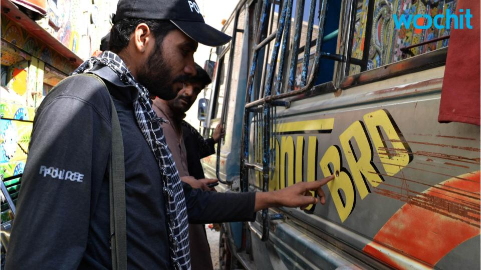 Pakistan Arrests Iranian Sunni Rebel Leader on Bus From Border