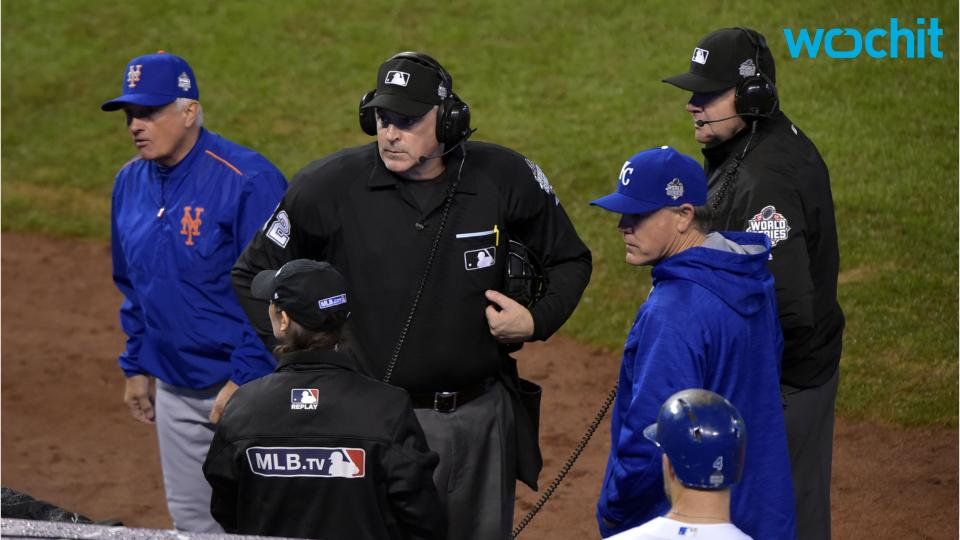 Fox Sorry After World Series Power Outage