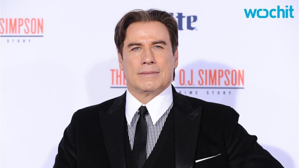 John Travolta Earnes F...