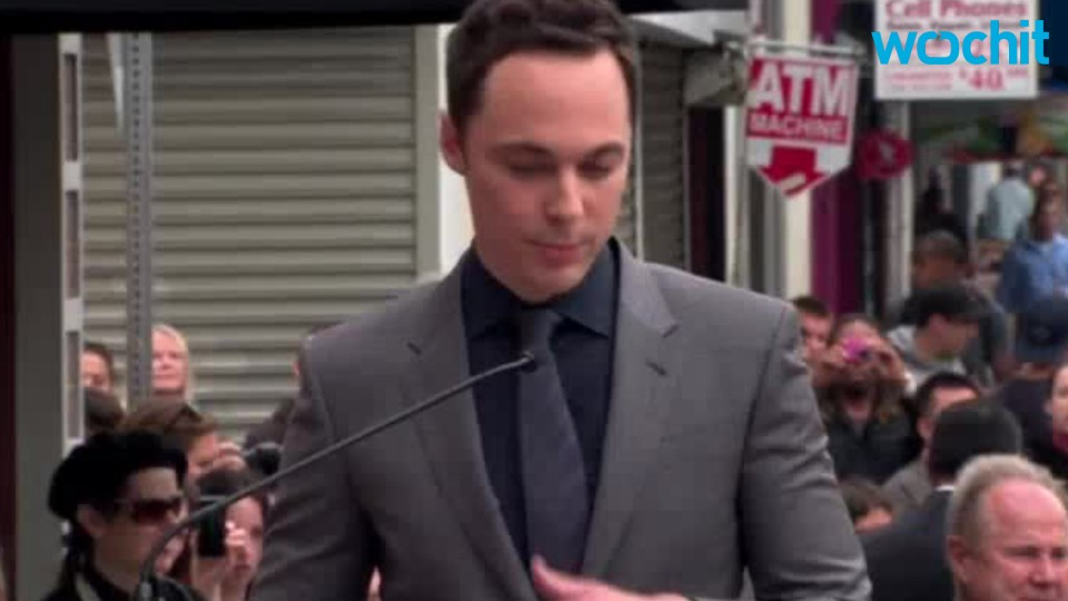 Jim Parsons Tops Forbe...