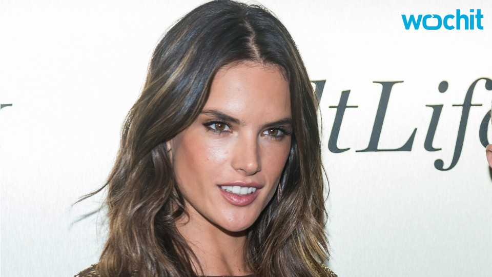 Alessandra Ambrosio is... Alessandra Ambrosio Today