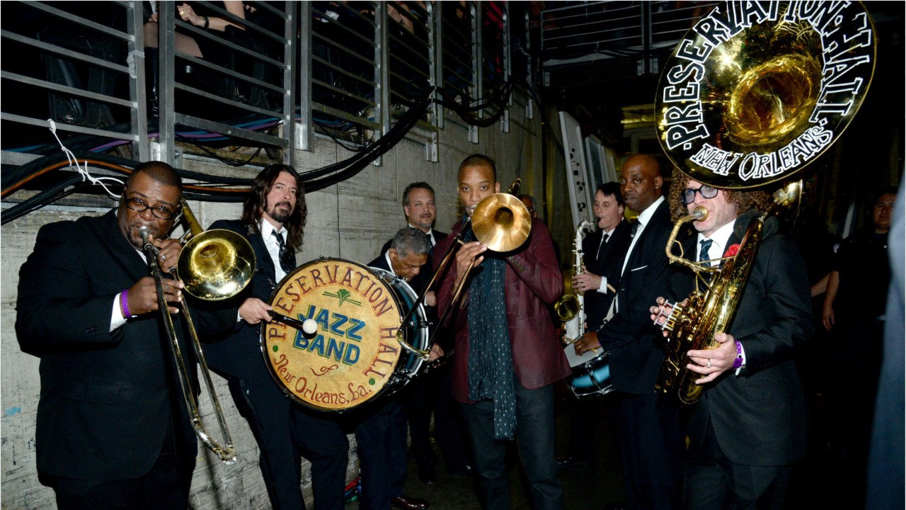 Preservation Hall Jazz Band New Orleans Vol II